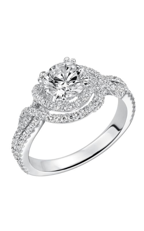 Goldman Contemporary Engagement Ring 31-827ERW-E product image