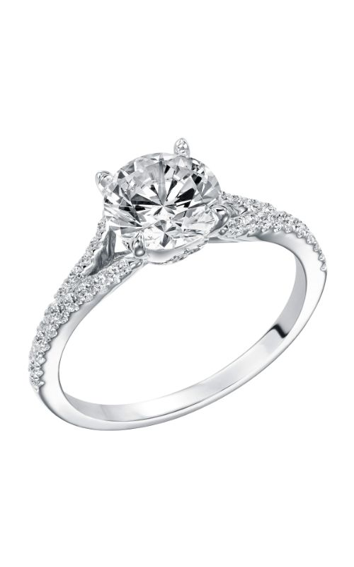 Goldman Contemporary Engagement Ring 31-852GRW-E product image