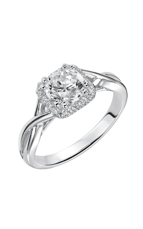Goldman Contemporary Engagement Ring 31-865ERW-E product image