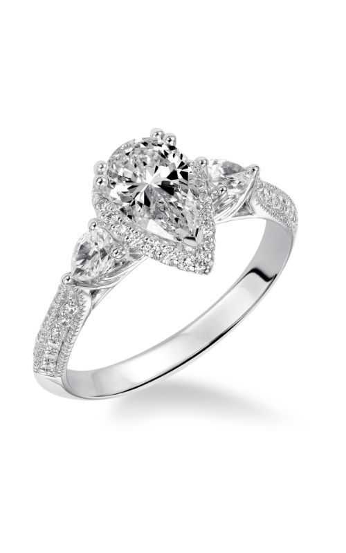 Goldman Vintage Engagement ring 31-876EPW-E product image