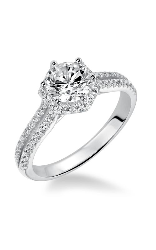 Goldman Vintage Engagement Ring 31-880ERW-E product image
