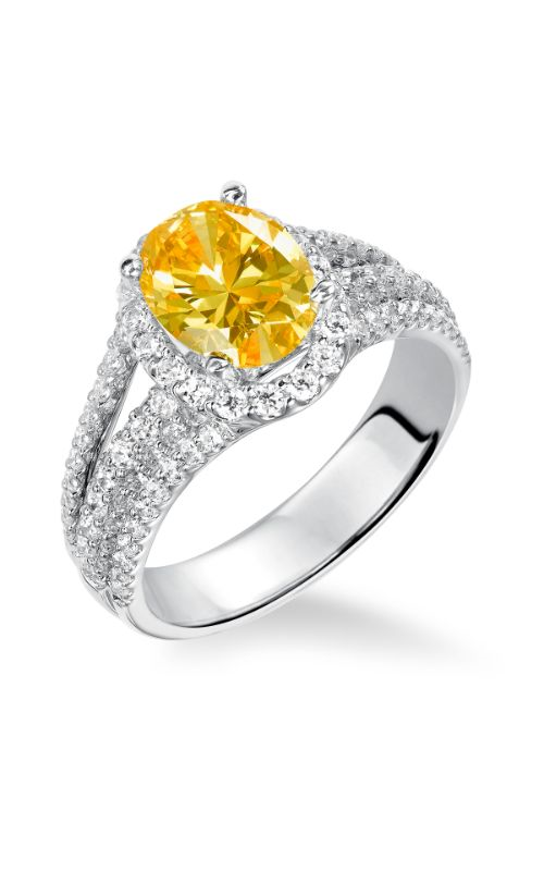 Goldman Contemporary Engagement ring 31-886HVW-E product image