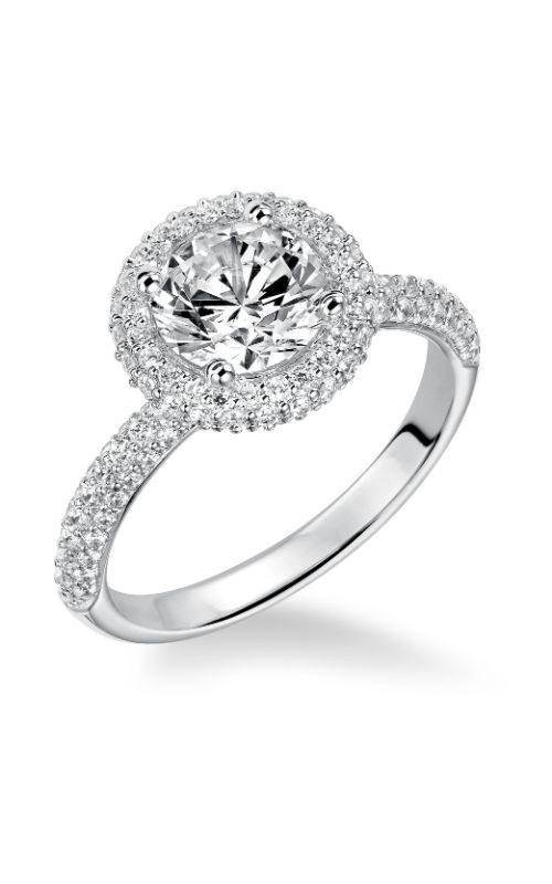 Goldman Contemporary Engagement Ring 31-888FRW-E product image