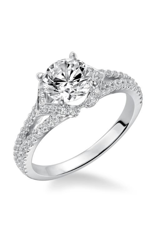 Goldman Contemporary Engagement Ring 31-890FRW-E product image