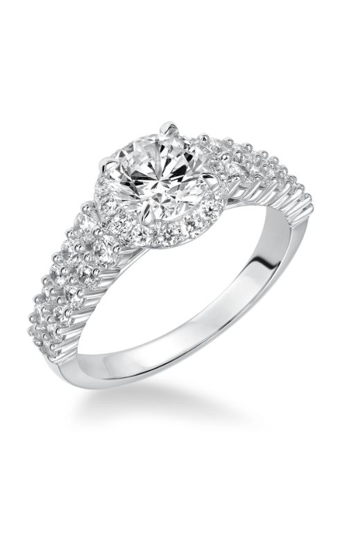 Goldman Contemporary Engagement Ring 31-898ERW-E product image