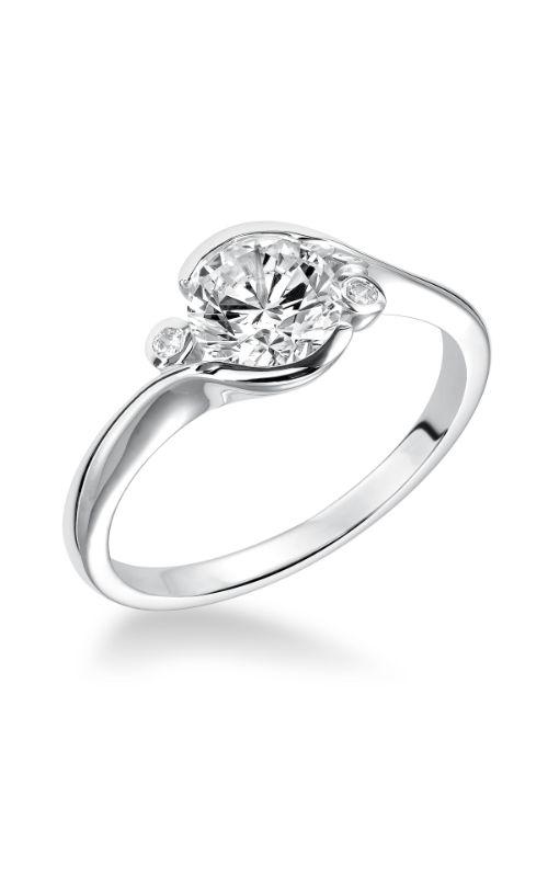 Goldman Contemporary Engagement Ring 31-899ERW-E product image