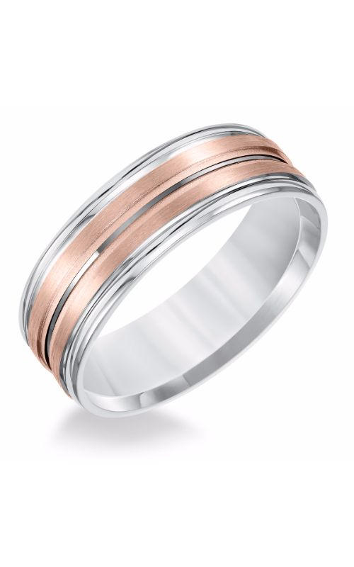 Goldman Wedding band Engraved 11-8577WR7-G product image