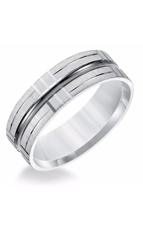 Goldman Engraved Wedding band 11-8579W7-G product image