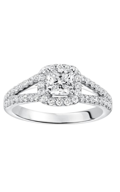 Goldman Contemporary Engagement ring 31-917EUW-E product image