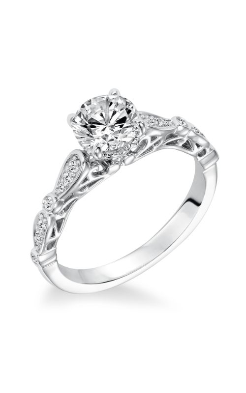 Goldman Vintage Engagement Ring 31-921ERW-E product image