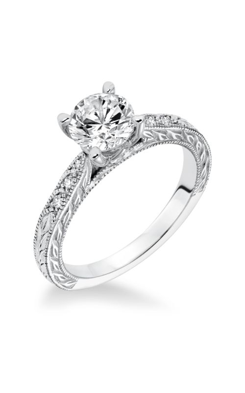 Goldman Vintage Engagement Ring 31-971ERW-E product image