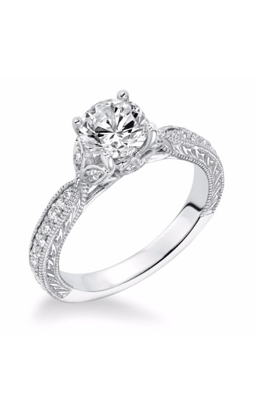 Goldman Vintage Engagement Ring 31-973ERW-E product image