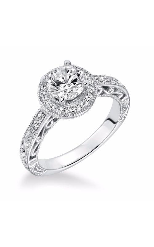 Goldman Vintage Engagement Ring 31-976ERW-E product image