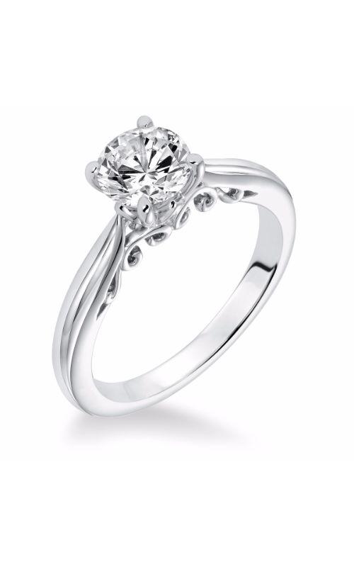 Goldman Contemporary Engagement ring 31-988ERW-E product image