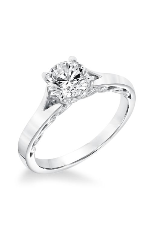 Goldman Contemporary Engagement Ring 31-990ERW-E product image
