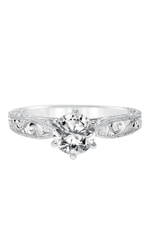 Goldman Vintage Engagement Ring 31-10028ERW-E product image