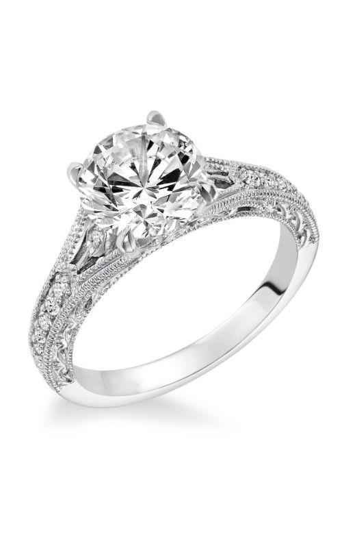 Goldman Vintage Engagement Ring 31-936HRW-E product image
