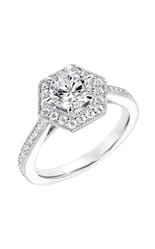 Goldman Contemporary Engagement Ring 31-11012ERW-E product image