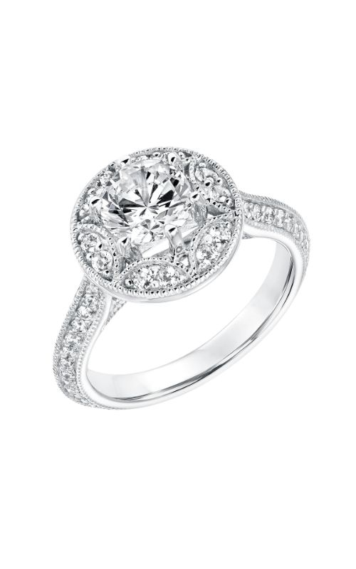 Goldman Vintage Engagement Ring 31-11014ERW-E product image