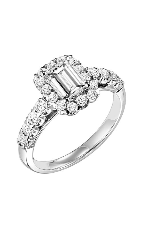 Goldman Contemporary Engagement Ring 31-697EEW-E product image