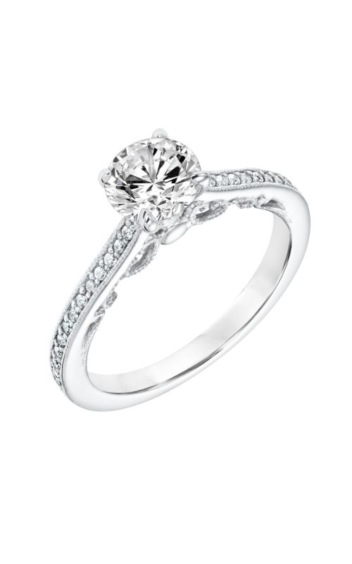 Goldman Vintage Engagement Ring 31-11017ERW-E product image