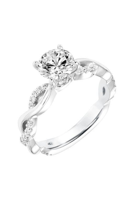 Goldman Contemporary Engagement ring 31-11023ERW-E product image