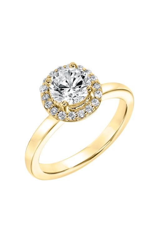 Goldman Contemporary Engagement ring 31-11026ERY-E product image
