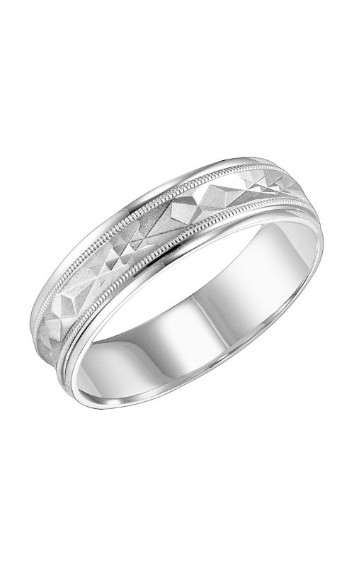 Goldman Engraved Wedding Band 11-7013-G product image