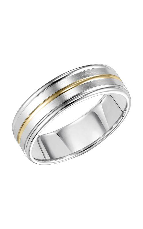 Goldman Engraved Wedding Band 11-7101-G product image