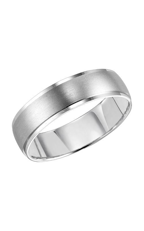 Goldman Engraved Wedding Band 11-8052W-G product image