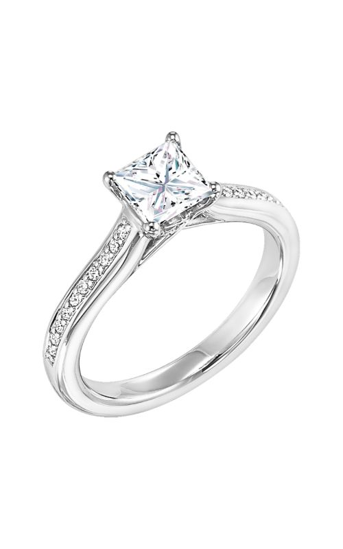 Goldman Contemporary Engagement Ring 31-541ECW-E product image
