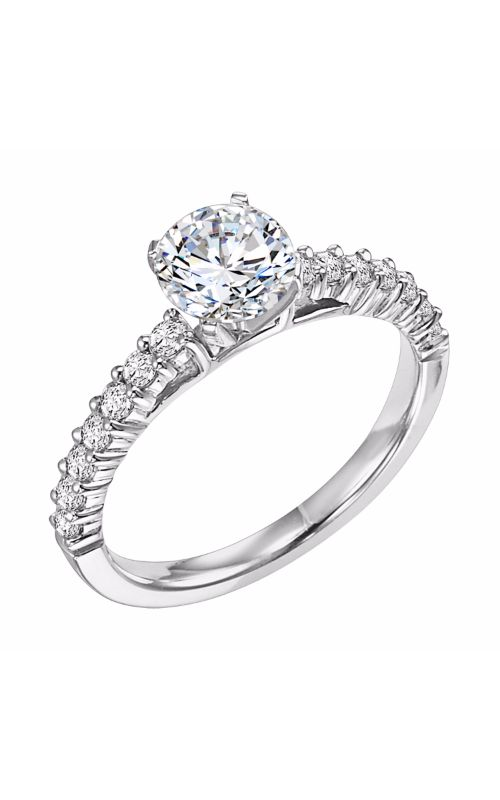 Goldman Contemporary Engagement Ring 31-527ERW-E product image