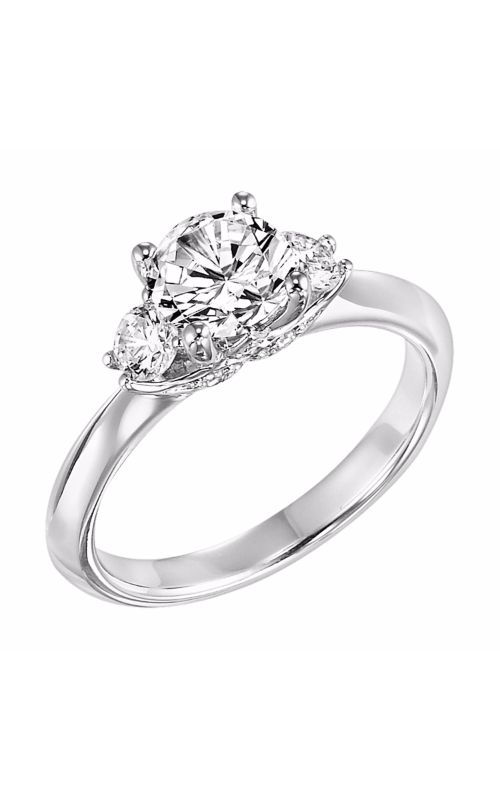 Goldman Contemporary Engagement Ring 31-649ERW-E product image