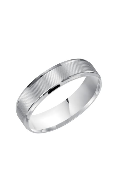 Goldman Engraved Wedding Band 11-8492W6-G product image