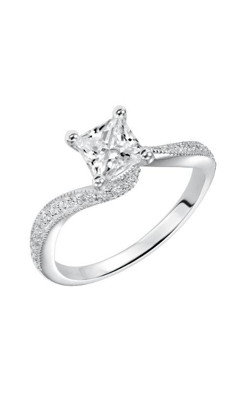 Goldman Vintage Engagement Ring 31-710ECW-E product image
