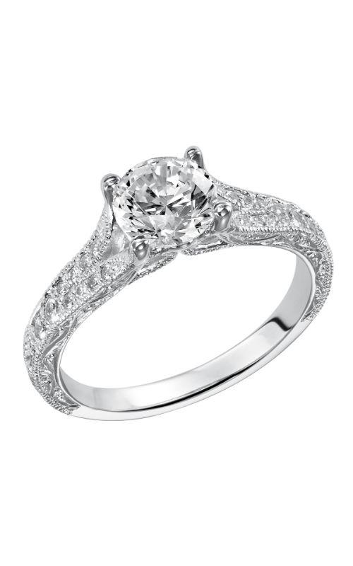 Goldman Vintage Engagement Ring 31-763ERW-E product image