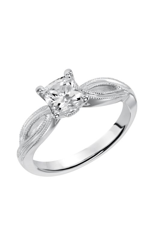 Goldman Vintage Engagement Ring 31-798EUW-E product image
