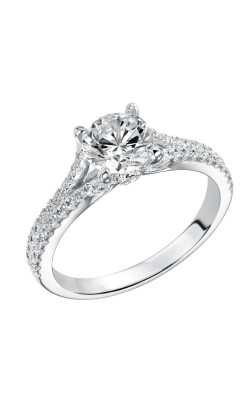 Goldman Contemporary Engagement Ring 31-801ERW-E product image