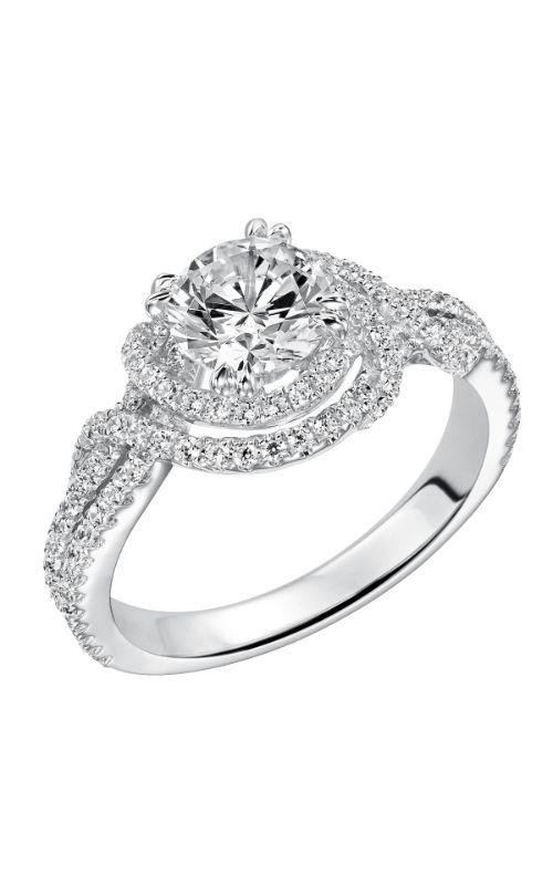 Goldman Contemporary Engagement Ring 31-827ERW-E product image