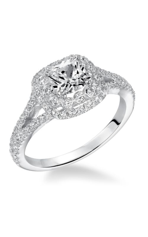 Goldman Contemporary Engagement Ring 31-895EUW-E product image