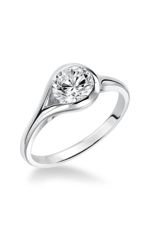 Goldman Contemporary Engagement Ring 31-903ERW-E product image