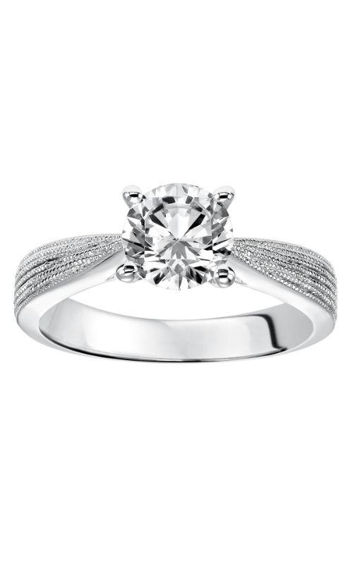 Goldman Contemporary Engagement Ring 31-912FRW-E product image