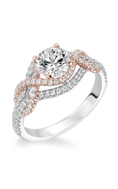 Goldman Contemporary Engagement Ring 31-919ERR-E product image