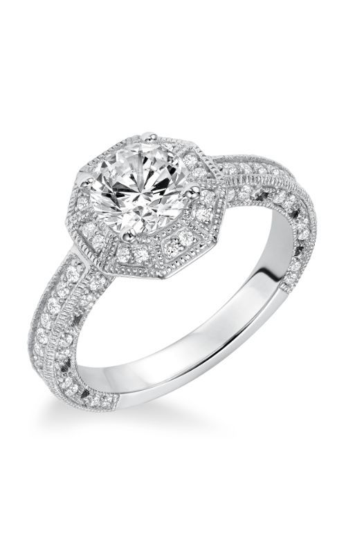 Goldman Vintage Engagement Ring 31-929ERW-E product image