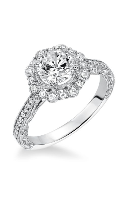 Goldman Vintage Engagement Ring 31-938ERW-E product image