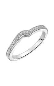 Goldman Contemporary Wedding Band 31-712ERW-L product image