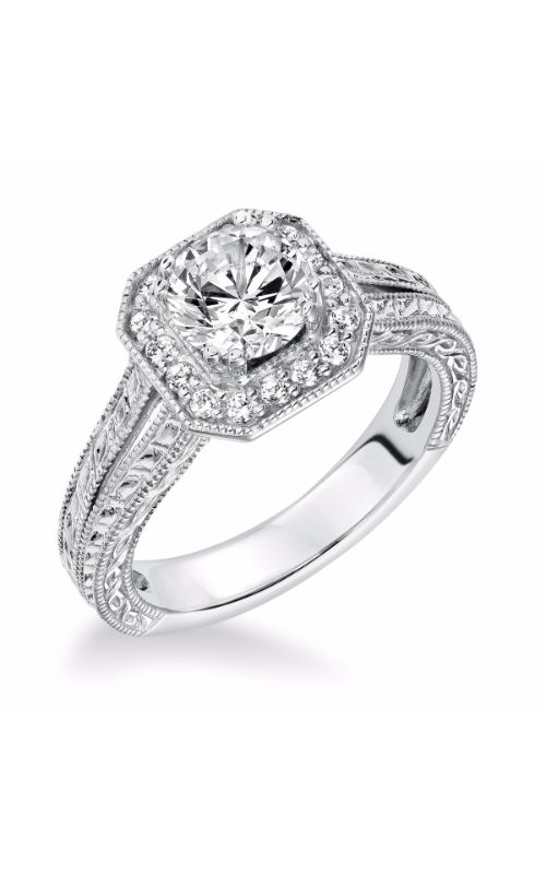 Goldman Vintage Engagement Ring 31-969ERW-E product image