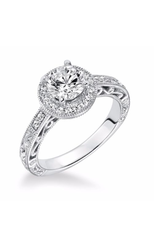 Goldman Vintage Engagement Ring 31-976ERW-E product image