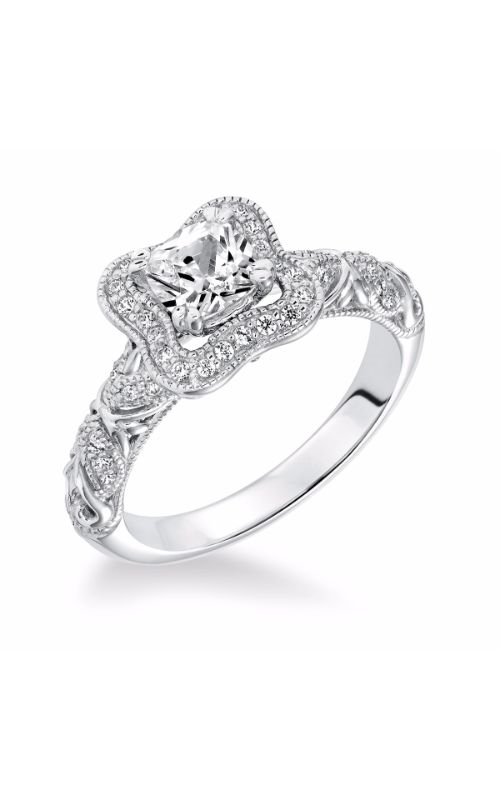 Goldman Vintage Engagement Ring 31-980EUW-E product image