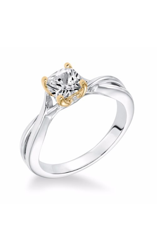 Goldman Contemporary Engagement Ring 31-987EUA-E product image